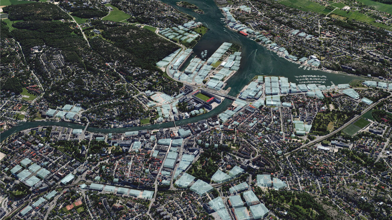 Fortettingsstrategi, Fredrikstad 2019-2030