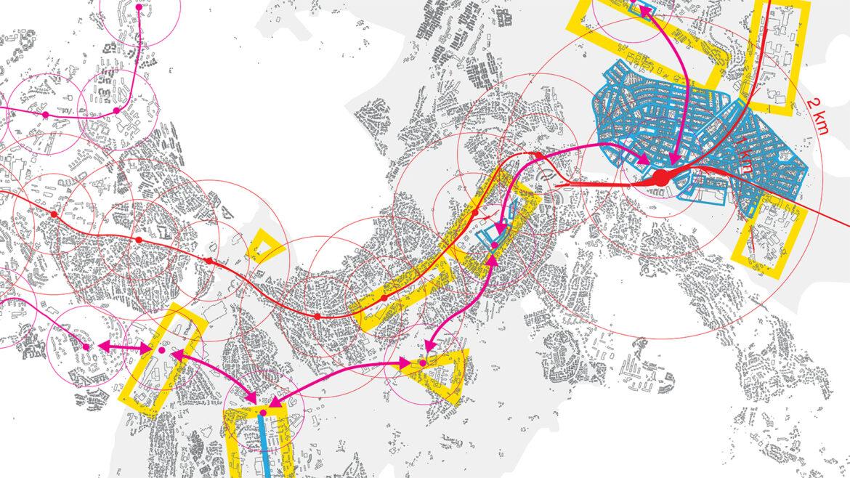 TBY bystruktur utvikling ny bane